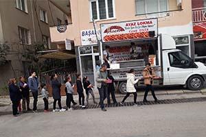İzmir lokma firması seçimi